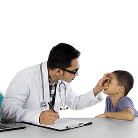 childern's eye care, eye care pediatric in mulund